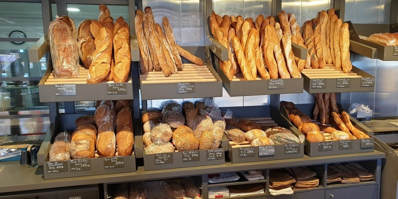 Boulangerie Slide 1